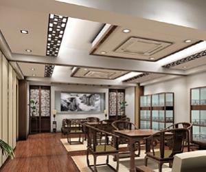 上海金壶堂茶馆设计装修图